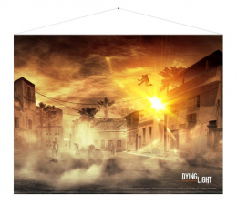 """Plakat z gier Gaya Plakat Dying Light """"Parkour"""""""