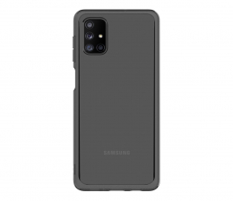 Etui / obudowa na smartfona Samsung M Cover do Galaxy M51 szary