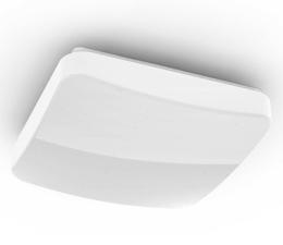 Inteligentna lampa Hama Lampa sufitowa kwadratowa Wi-Fi 27 cm