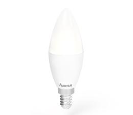 Inteligentna żarówka Hama LED Wi-Fi E14 biała