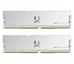 Pamięć RAM DDR4 GOODRAM 16GB (2x8GB) 3600MHz CL17 IRDM PRO White
