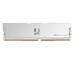 Pamięć RAM DDR4 GOODRAM 8GB (1x8GB) 4000MHz CL18 IRDM PRO White