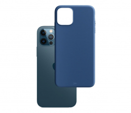 Etui / obudowa na smartfona 3mk  Matt Case do iPhone 12/12 Pro blueberry