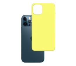 Etui / obudowa na smartfona 3mk Matt Case do iPhone 12/12 Pro lime