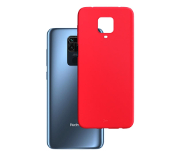 Etui / obudowa na smartfona 3mk Matt Case do Xiaomi Redmi Note 9 Pro strawberry