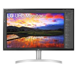 """Monitor LED 32"""" i większy LG 32UN650-W 4K"""