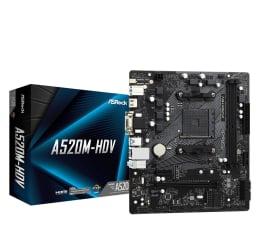 Płyta główna Socket AM4 ASRock A520M-HDV