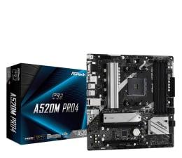 Płyta główna Socket AM4 ASRock A520M Pro4