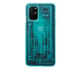 Etui / obudowa na smartfona OnePlus Quantum Bumper Case do OnePlus 8T Cyborg Cyan