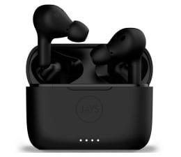 Słuchawki bezprzewodowe Jays t-Seven Czarne