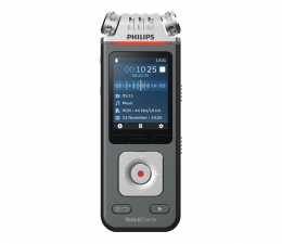 Dyktafon Philips Dyktafon cyfrowy DVT6110