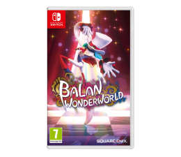 Gra na Switch Switch Balan Wonderworld