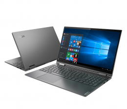 "Notebook / Laptop 15,6"" Lenovo Yoga C740-15 i7-10510U/8GB/512/Win10 Touch"