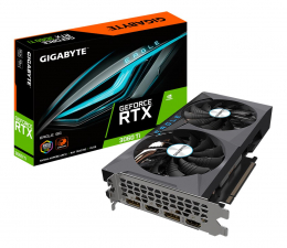Karta graficzna NVIDIA Gigabyte GeForce RTX 3060 Ti Eagle 8GB GDDR6