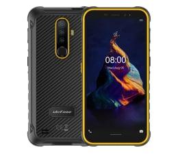 Smartfon / Telefon uleFone Armor X8 4/64GB Dual SIM pomarańczowy