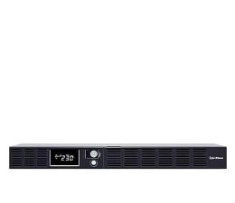 Zasilacz awaryjny (UPS) CyberPower UPS OR600ERM1U (600VA/360W, 6xIEC, AVR, LCD)