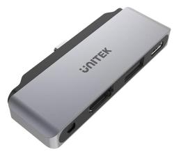 Stacja dokująca do laptopa Unitek USB-C uHUB Q4 Lite