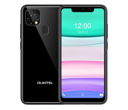 Smartfon / Telefon OUKITEL C22 4/128GB czarny