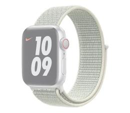 Pasek / bransoletka Apple Opaska Sportowa Nike do Apple Watch zieleń