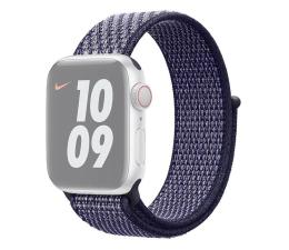 Pasek / bransoletka Apple Opaska Sportowa Nike do Apple Watch purpura