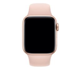Pasek / bransoletka Apple Pasek Sportowy do Apple Watch piaskowy róż