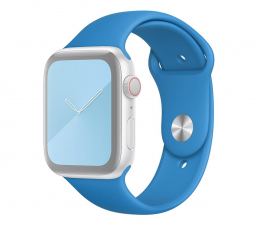 Pasek / bransoletka Apple Pasek Sportowy do Apple Watch błękitna fala