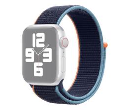 Pasek / bransoletka Apple Opaska Sportowa do Apple Watch głęboki granat