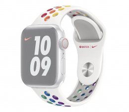 Pasek / bransoletka Apple Pasek Sportowy Nike do Apple Watch Pride Edition