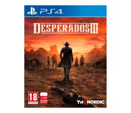 Gra na PlayStation 4 PlayStation Desperados III