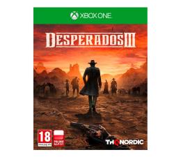 Gra na Xbox One Xbox Desperados III
