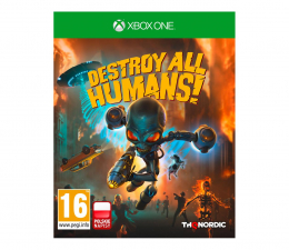 Gra na Xbox One Xbox Destroy All Humans!