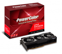 Karta graficzna AMD PowerColor Radeon RX 6900 XT 16GB GDDR6