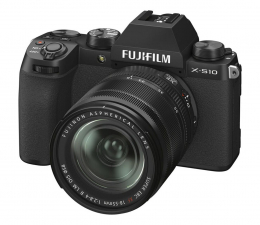 Bezlusterkowiec Fujifilm X-S10 + XF 18-55mm