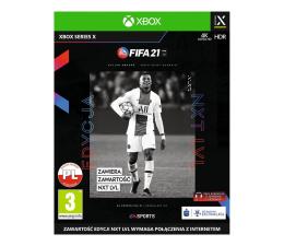 Gra na Xbox Series X Xbox Fifa 21