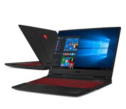 "Notebook / Laptop 15,6"" MSI  GL65 i7-10750H/32GB/512+1TB/Win10X RTX2070 144Hz"