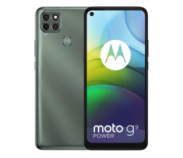 Smartfon / Telefon Motorola Moto G9 Power 4/128GB Metallic Sage