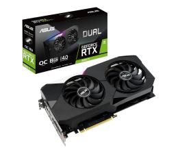 Karta graficzna NVIDIA ASUS GeForce RTX 3060 Ti DUAL 8GB GDDR6