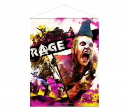 """Plakat z gier KochMedia Plakat Rage 2 """"Keyart"""""""