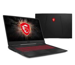 "Notebook / Laptop 17,3"" MSI  GL75 i7-9750H/32GB/512+1TB GTX1650Ti 144Hz"