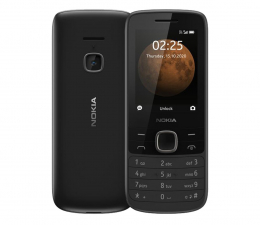 Smartfon / Telefon Nokia 225 4G Dual SIM czarny