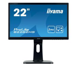 "Monitor LED 22"" iiyama B2282HS-B1"