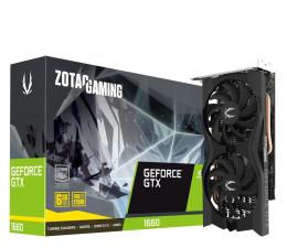 Karta graficzna NVIDIA Zotac GeForce GTX 1660 Gaming Twin Fan 6GB GDDR5