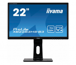 "Monitor LED 22"" iiyama XB2283HS-B3"