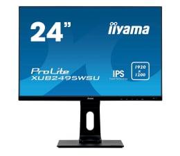 """Monitor LED 24"""" iiyama XUB2495WSU-B1"""