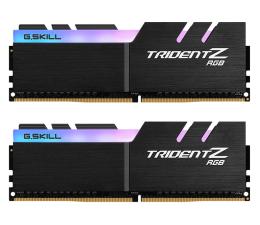 Pamięć RAM DDR4 G.SKILL 16GB (2x8GB) 3600MHz CL18  TridentZ RGB