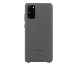 Etui / obudowa na smartfona Samsung Silicone Cover do Galaxy S20+ Gray