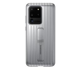 Etui / obudowa na smartfona Samsung Protective Standing Cover Galaxy S20 Ultra Silver