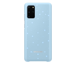 Etui / obudowa na smartfona Samsung LED Cover do Galaxy S20+ Sky Blue