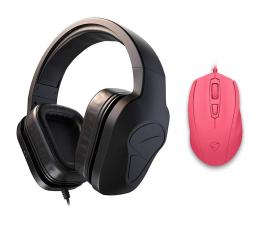 Słuchawki przewodowe Mionix NASH + Castor Frosting