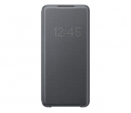Etui / obudowa na smartfona Samsung LED View Cover do Galaxy S20 Ultra Gray